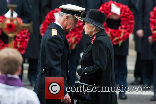 Queen Elizabeth Ii and Prince Charles 11