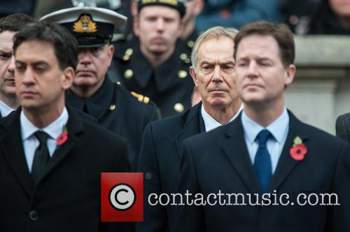 Tony Blair and Ed Miliband 1
