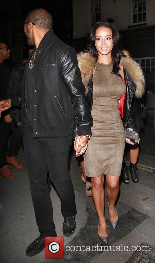 Orlando Scandrick and Draya Michele 2