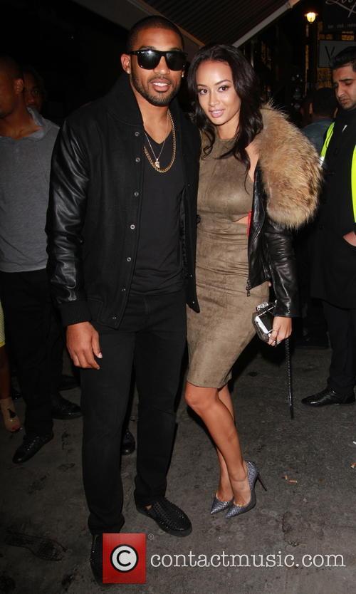 Orlando Scandrick and Draya Michele 1