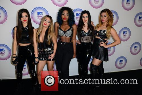 Dinah, Camila Cabello, Normani Kordei, Lauren Jauregui and Fifth Harmony 1