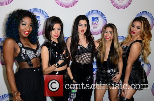 Dinah, Normani Kordei, Camila Cabello, Lauren Jauregui and Fifth Harmony 1