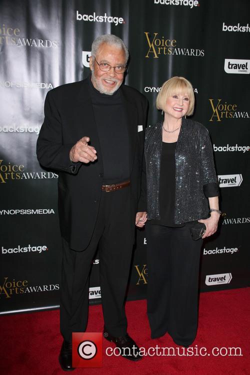 James Earl Jones and Cecilia Hart 5