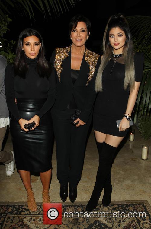 Kim Kardashian and Kylie Jenner 2