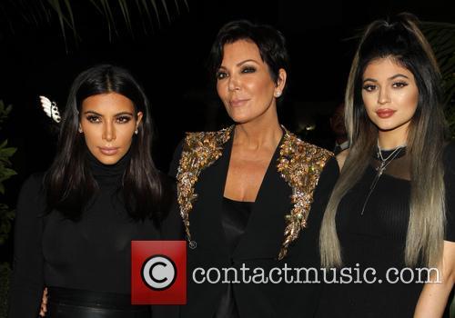 Kim Kardashian and Kylie Jenner 1