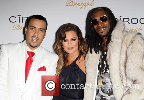 French Montana, Khloé Kardashian, Snoop Lion and Snoop Dogg 2