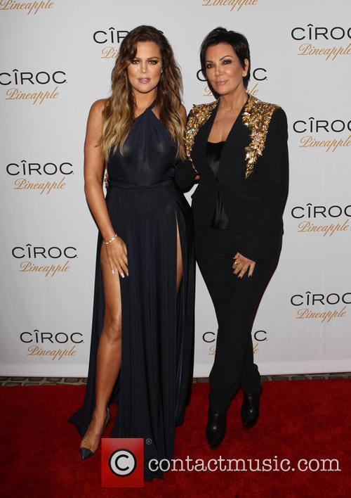 Khloé Kardashian and Kris Jenner 8