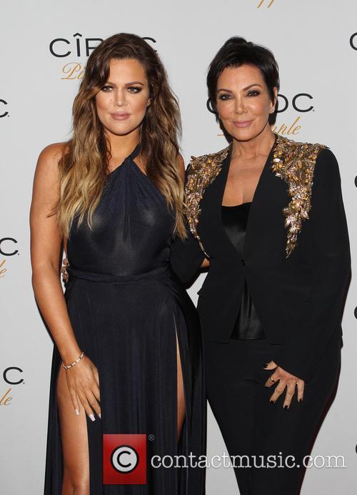 Khloé Kardashian and Kris Jenner 9