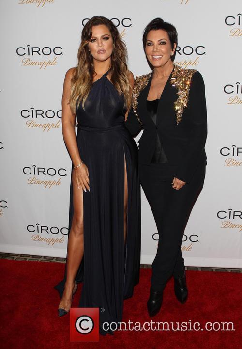 Khloé Kardashian and Kris Jenner 10
