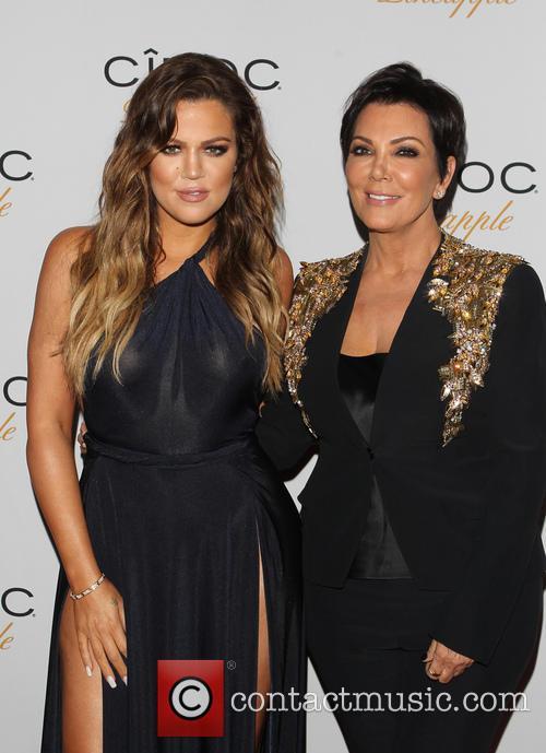 Khloé Kardashian and Kris Jenner 11