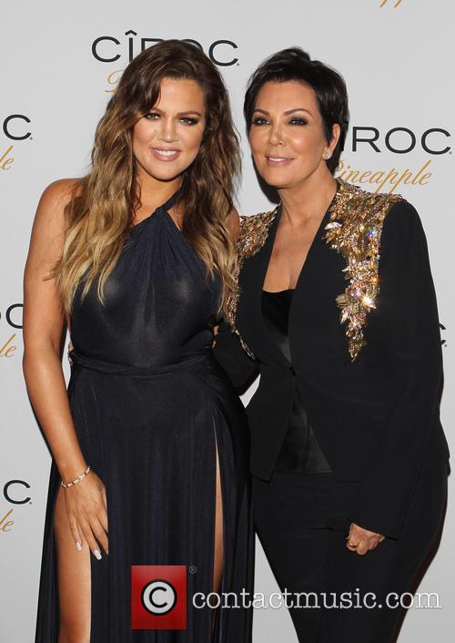 Khloé Kardashian and Kris Jenner 1