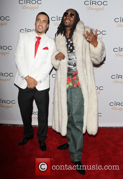 French Montana, Snoop Lion and Snoop Dogg 11