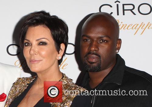 Kris Jenner and Corey Gamble 4