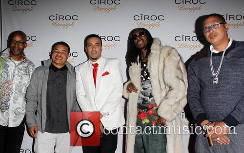 Snoop Lion, Snoop Dogg, French Montana and Guests 8