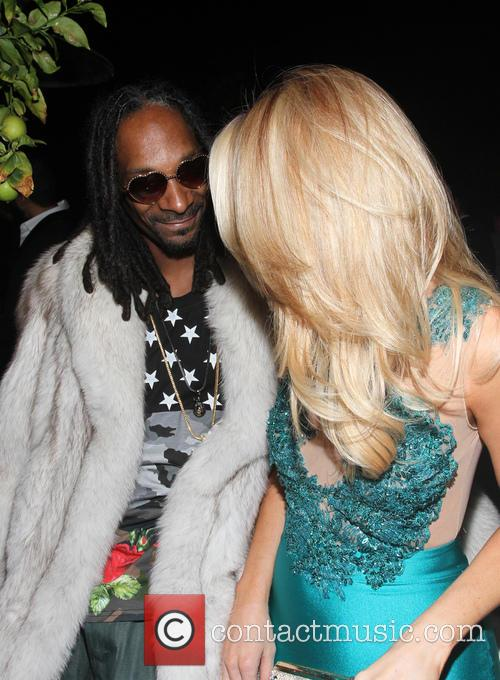 Snoop Lion, Snoop Dogg and Gretchen Rossi 6