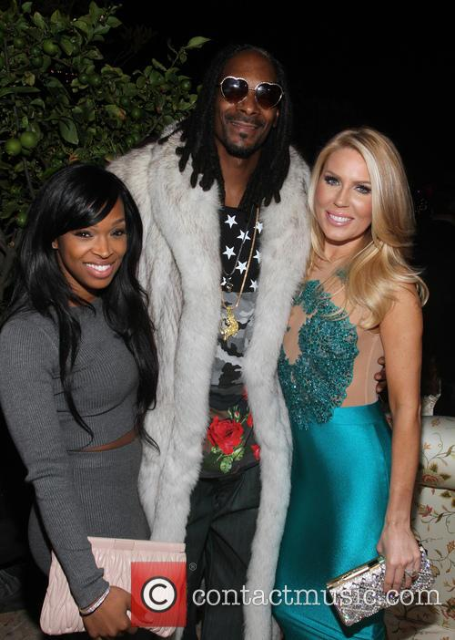 Snoop Lion, Snoop Dogg, Gretchen Rossi and Guest 5
