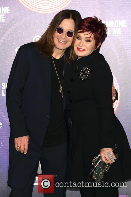 Ozzy Osbourne and Sharon Osbourne 5
