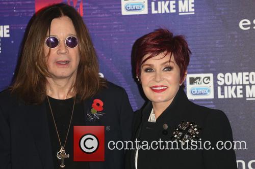 Ozzy Osbourne and Sharon Osbourne 11