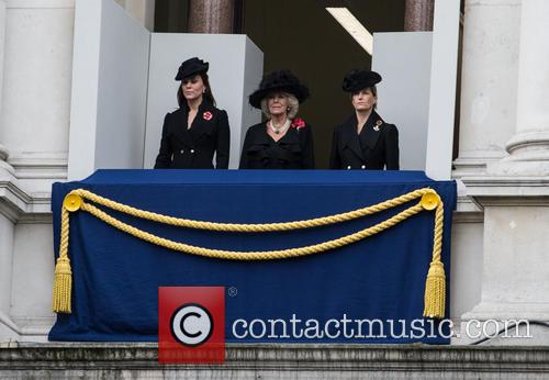 Catherine, Duchess Of Cambridge, Camilla, Duchess Of Cornwall and Kate Middleton 2
