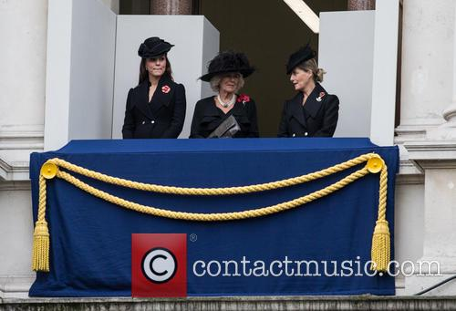 Catherine, Duchess Of Cambridge, Camilla, Duchess Of Cornwall and Kate Middleton 4