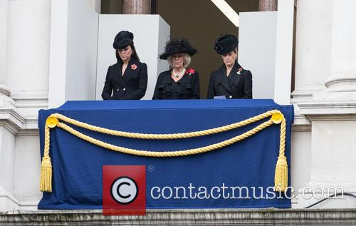 Catherine, Duchess Of Cambridge, Camilla, Duchess Of Cornwall and Kate Middleton 5