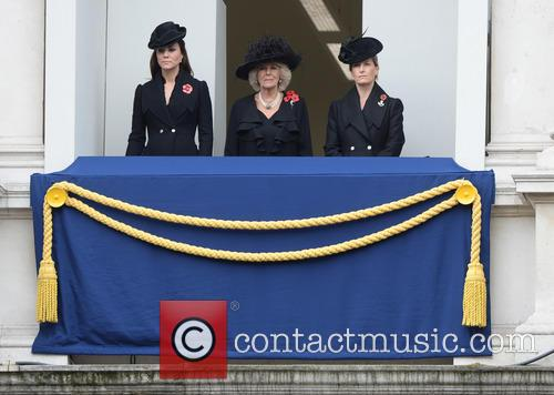 Catherine Duchess Of Cambridge, Kate Middleton and Camilla Duchess 2