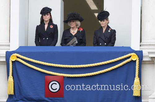 Catherine Duchess Of Cambridge, Kate Middleton and Camilla Duchess 3