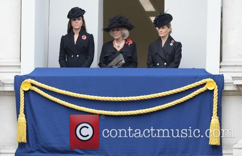 Catherine Duchess Of Cambridge, Kate Middleton and Camilla Duchess 4