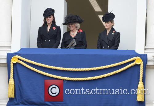 Catherine Duchess Of Cambridge, Kate Middleton and Camilla Duchess 6