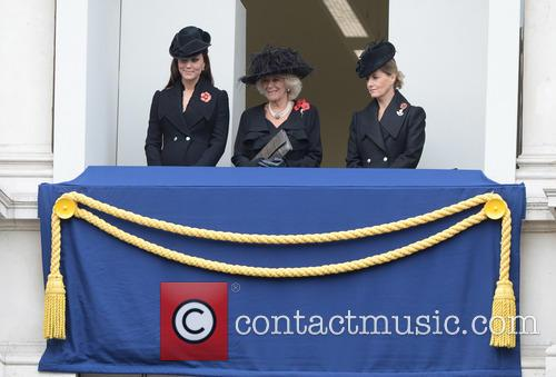 Catherine Duchess Of Cambridge, Kate Middleton and Camilla Duchess 7