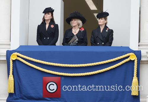 Catherine Duchess Of Cambridge, Kate Middleton and Camilla Duchess 8