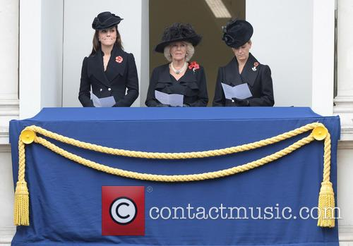 Catherine Duchess Of Cambridge, Kate Middleton and Camilla Duchess 1