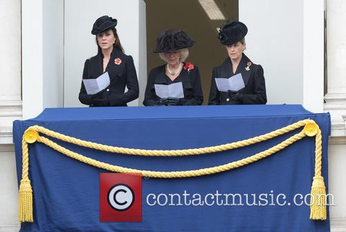 Catherine Duchess Of Cambridge, Kate Middleton and Camilla Duchess 9