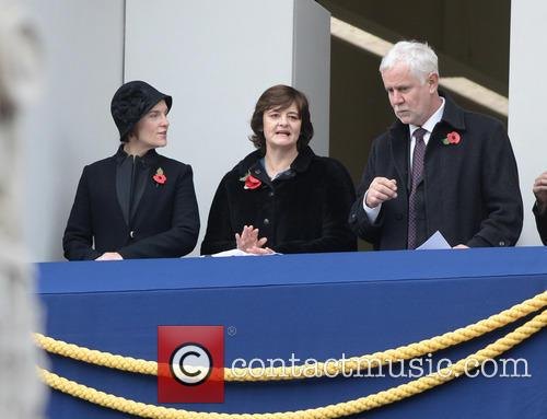 Remembrance Sunday Service at The Cenotaph, Whitehall
