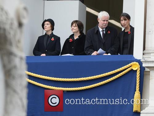 Remembrance Sunday Service, The Cenotaph and Whitehall 1