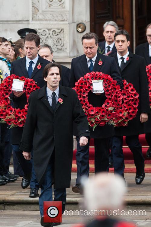 Nick Clegg, David Cameron and Ed Miliband 4