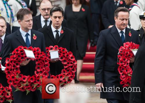 Nick Clegg, David Cameron and Ed Miliband 6