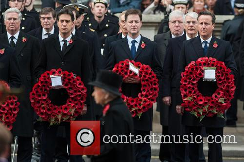 Nick Clegg, David Cameron and Ed Miliband 1
