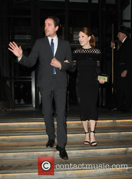 Bart Freundlich and Julianne Moore 3