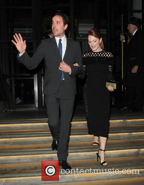Bart Freundlich and Julianne Moore 4