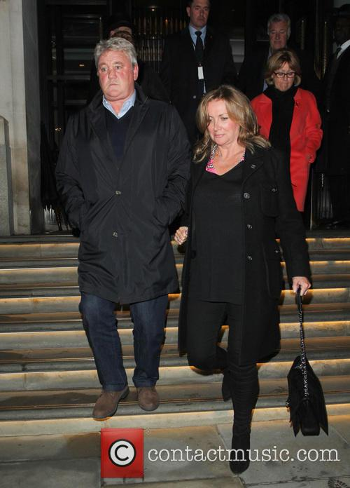 Steve Bruce and Janet Bruce 2
