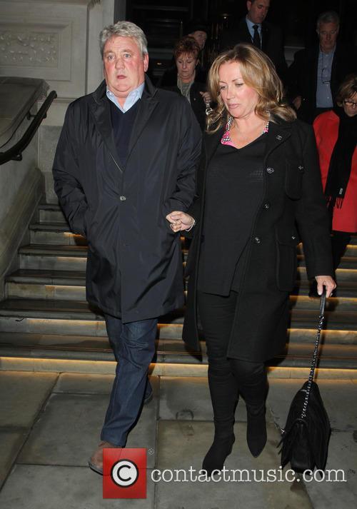 Steve Bruce and Janet Bruce 1
