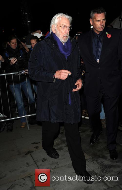 Donald Sutherland 3