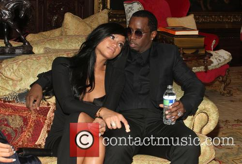 Sean Combs and Guest 2
