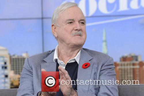 John Cleese appears on 'The Social' to promote...