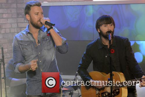 Charles Kelley, Dave Haywood and Lady Antebellum 7