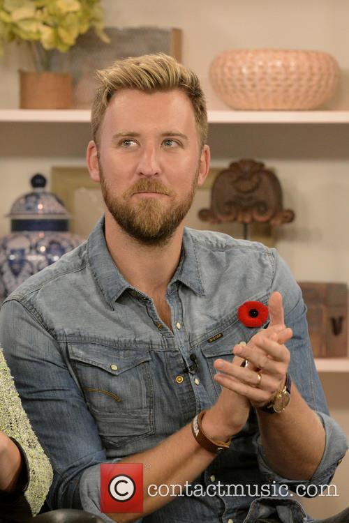 Charles Kelley and Lady Antebellum 5
