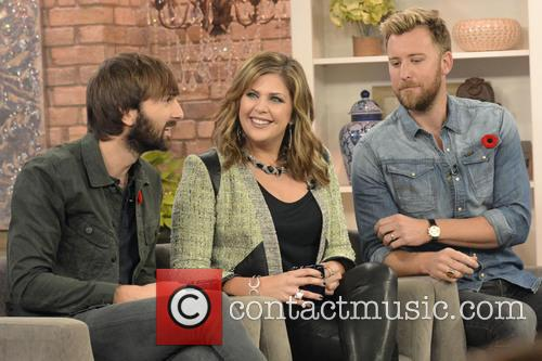 Lady Antebellum appears on The Marilyn Denis Show...