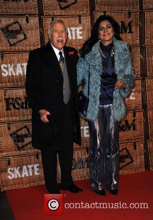 Bruce Forsyth and Wilnelia Merced 4