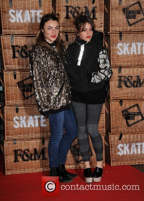 SKATE launch party at Somerset House